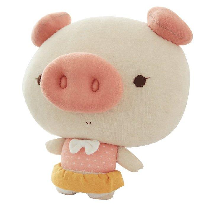 手工孕婦豬寶寶布藝娃娃玩偶制作材料包孕期打發時間手工diy#創意diy#手工#材料包#玩偶