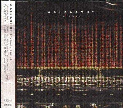 K - WALKABOUT - larimar - 日版 - NEW