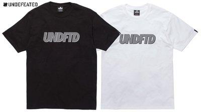 【超搶手】全新正品 UNDEFEATED CEMENT UNDFTD TEE 黑色S M L XL 白色S M
