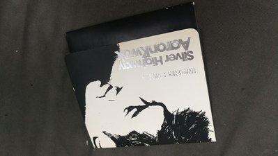 郭富城 國內版 白板 單曲 cd 非賣品 銀色公路