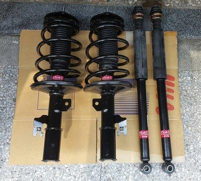日本 KYB 加強型避震器 FORD FOCUS  搭配原廠型彈簧總成件17000元