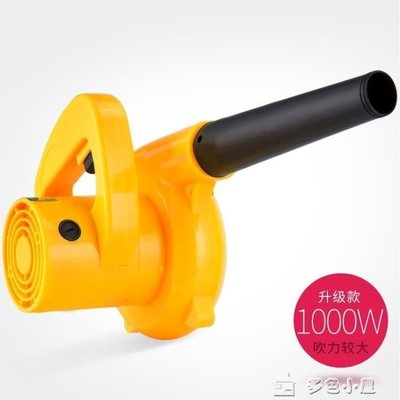 ZIHOPE 吸塵器220V 鼓風機塵吹器吹灰調速窗戶木工清潔電吹風家用除塵器吸塵便攜兩用ZI812
