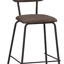 【韓風臻品M1046A12】皮面低背中吧椅(65高) 吧台椅※營業用/餐廳/民宿/中島吧椅/商用/家用/櫃台椅