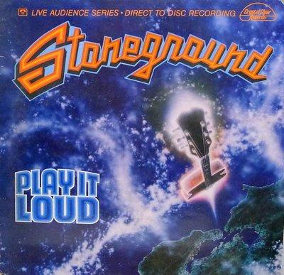 §小宋唱片§ 美版/ Stoneground-Play It Loud /二手西洋黑膠