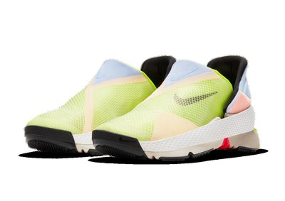 【S.M.P】Nike Go FlyEase Celestine Blue 白 CW5883-100