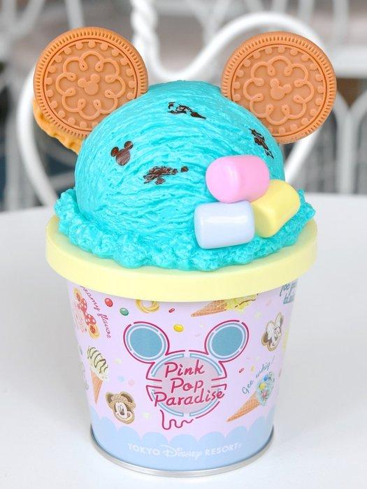 Ariel's Wish日本東京迪士尼2019夏季慶典園遊會夏天海灘花火節戲水節霜淇淋冰淇淋糖果盒糖果罐生日禮物-絕版品