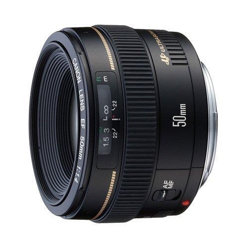 @3C 柑仔店@ Canon EF 50mm F1.4 USM 大光圈 定焦鏡 平行輸入