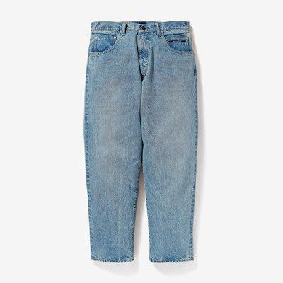 【日貨代購CITY】2020AW DESCENDANT 1995 BAGGY JEANS 15OZ 牛仔褲 淺藍水洗現貨