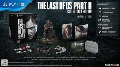 The Last of Us Part II 最後生還者 第II章 PS4典藏版~請詢問庫存