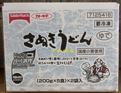 【小如的店】COSTCO好市多代購~SANUKI 日本讚岐烏龍麵(200g*10入)低溫運1-2盒 150元