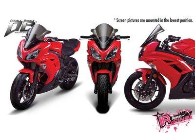 ♚賽車手的試衣間♚ Zero Gravity® Kawasaki Ninja 650 12-16 DB款 風鏡