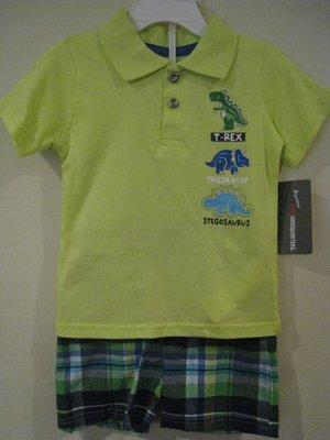 男幼童休閒套裝 (此項商品為加購價, 購買其他原價商品3件以上可加購此商品)