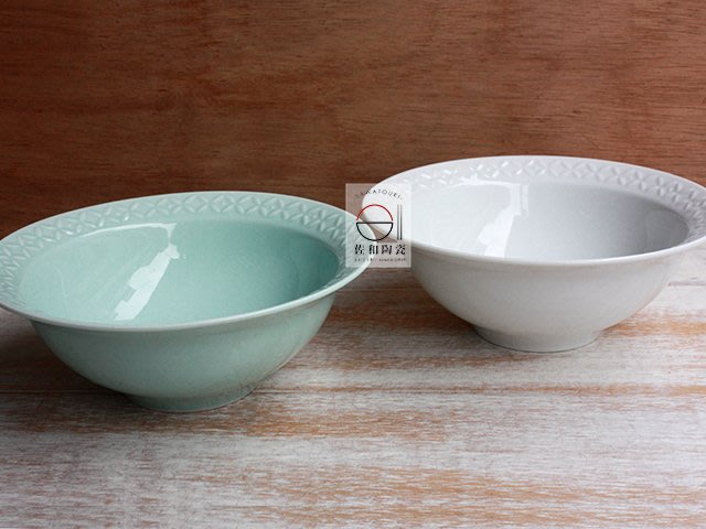 +佐和陶瓷餐具批發+【XL07115-8.8A星紋沙拉碗-日本製】日本製 碗缽 沙拉缽 麥片碗 早餐碗 輕食碗