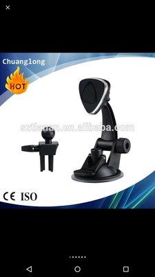 car phone holder 2 in 1 二合一汽車手機支架