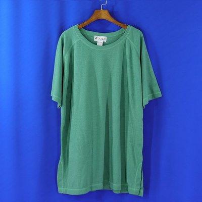 ※衣網情深※男【專櫃品牌 Jessica Roberts】全新品 大尺碼 綠系 短袖棉T 4154
