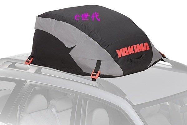 e世代YAKIMA SOFTTOP 軟式車頂包太空包車頂行李包車頂架車頂行李箱軟式行李袋368公升CP值最高軟式行李包
