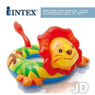 美國 INTEX 英泰斯 可愛動物造型游泳圈 充氣泳圈 (隨機出貨)58221NP【小瓶子的雜貨小舖】 新北市