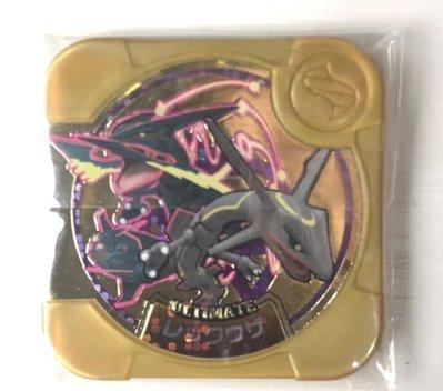 神奇寶貝 烈空座 金卡 tretta Pokémon  卡匣 列空