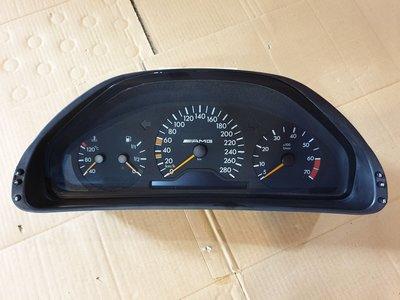 Benz w210 AMG儀表