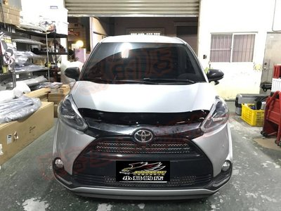 (小鳥的店)豐田 2016-2021 SIENTA 專用 擋蟲板 蟲版 擋石板 台灣製造