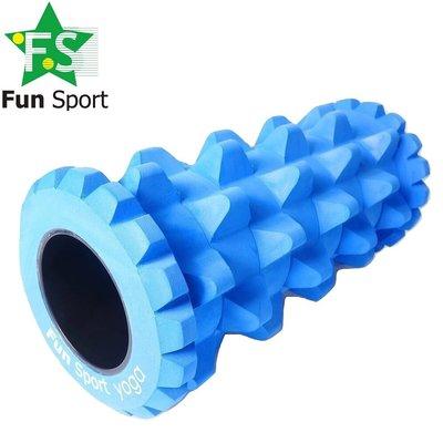 【健魂運動】空心深層按摩滾筒(Fun Sport-Acupoint Foam Roller)