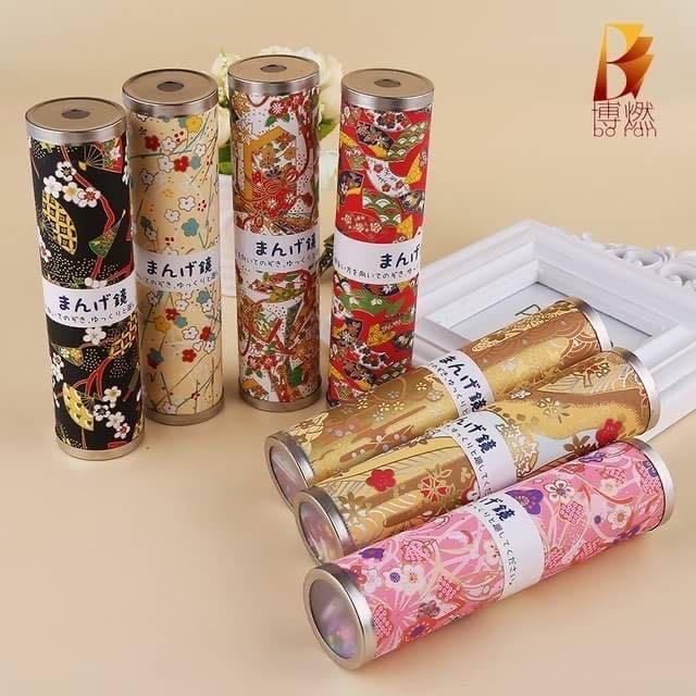 日本風味萬花筒