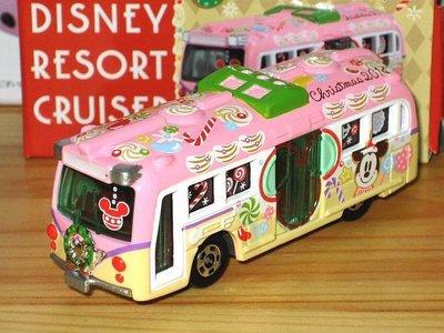 TOMICA (DISNEY) 2014耶誕節巴士