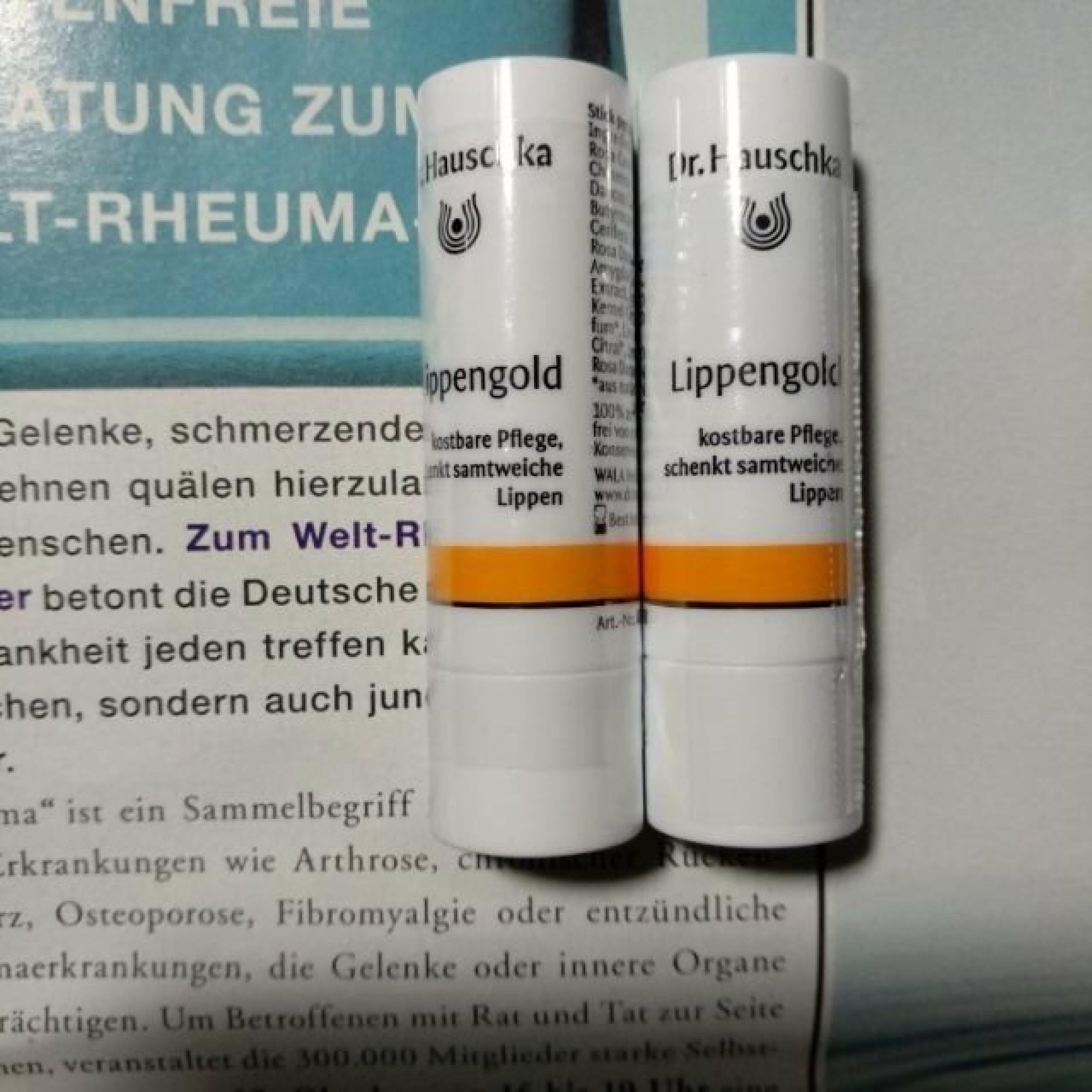 【現貨】有效日期:2021年8月】Dr.Hauschka Lip Balm德國世家 護唇棒/護唇膏【4.9g】【1入裝】