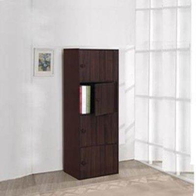 百老匯diy家具-四層門櫃/組合櫃/收納櫃/置物櫃/書櫃/書架/高低櫃