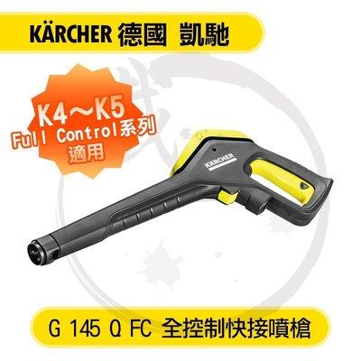 *小鐵五金*Karcher 德國凱馳 Karcher G145QFC 全控制快接噴槍*2.643-634.0