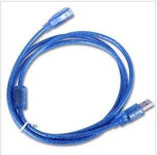 純銅 USB延長線 USB延長線1.5米 高速2.0USB延長線 資料線  W1       264315-039