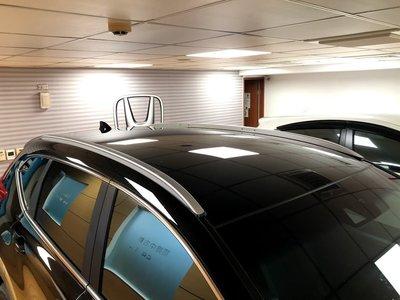 新店【阿勇的店】2017 CRV 五代 歐規版鋁合金銀專用車頂行李架  CRV 5代車頂架 行李架 CRV 5代 行李架