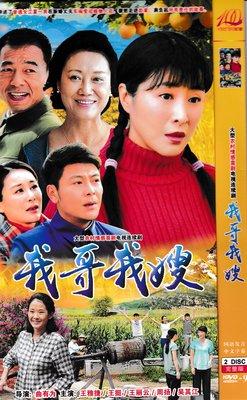 【我哥我嫂】王雅捷王挺王麗云周揚電視劇碟片DVD