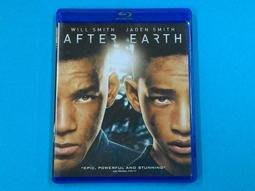 【大謙】《 地球過後 》2D 單碟 台灣正版二手藍光