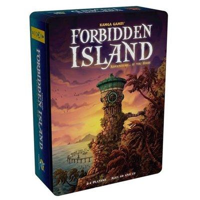 *小貝比的家*歐美桌遊 禁忌之島 Forbidden Island