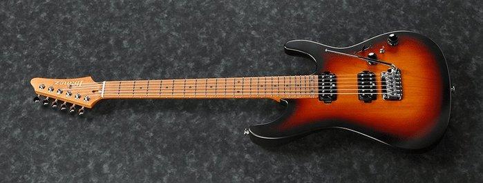 【名人樂器Ibanez 旗艦店】日本廠 電吉他 AZ2402-TFF 消光夕陽漸層 AZ系列