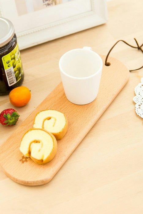 長方形木餐盤橡膠木托盤水果盤麵包盤壽司盤輕食【 蘇菲亞精品傢飾】