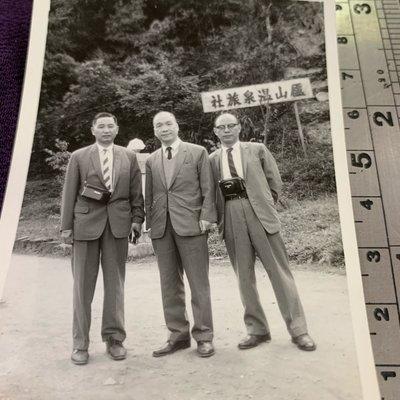㊣台灣意象*旗艦店㊣廬山溫泉旅社合影5、60年前1113