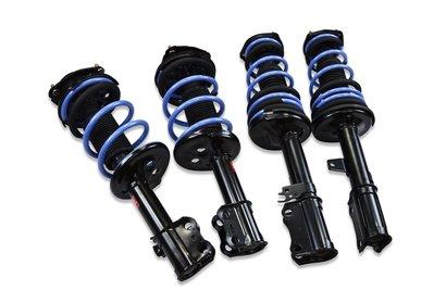 阿宏改裝部品  TOYOTA PREMIO KYB 黑桶 避震器 + TS 短彈簧 TRIPLE S 降低 總成