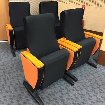 居家家飾設計 禮堂/戲院/講廳椅套組(椅背套+椅墊套)-各種椅型皆可量身訂製 多種顏色彈性布可選 可拆洗/組裝方便!