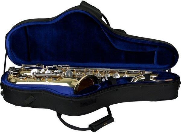§唐川音樂§【Protec Saxophone Tenor Case 薩克斯風 次中音 樂器箱 附雙肩背帶】