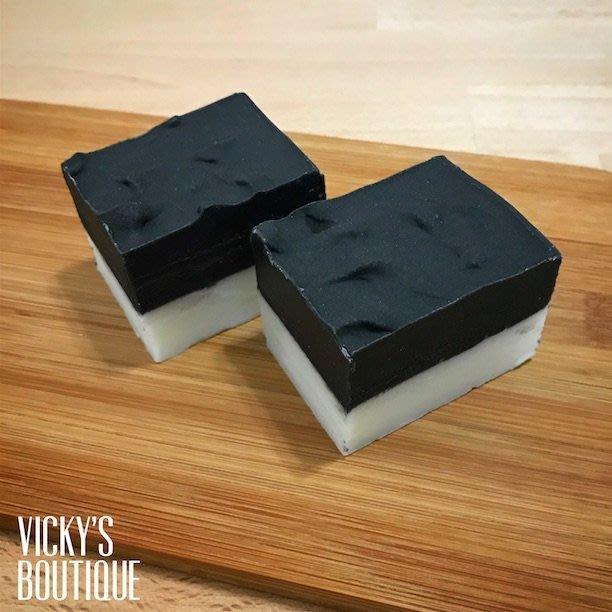 純手工製天然保養 COG小黑炭潔膚皂