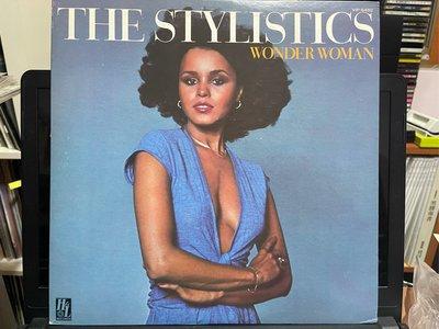 The Stylistics/Wonder Woman 西洋 黑膠唱片