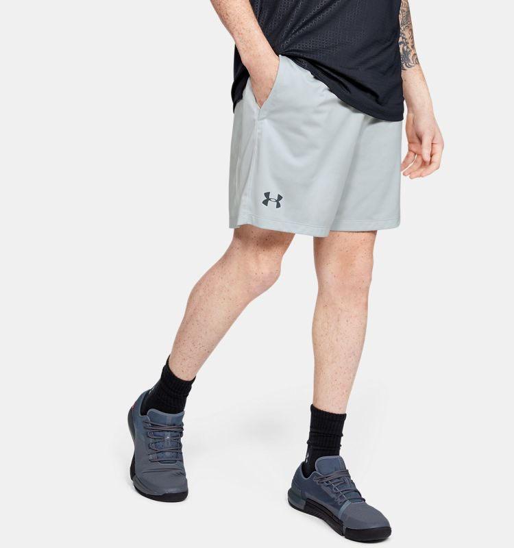 【G CORNER】Under Armour UA 7吋運動短褲 健身 重訓 休閒 透氣 排汗 1348521-014