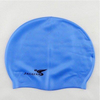 內帶小顆粒防滑彈力硅膠泳帽-成人款-男女通用-現貨或預購FJSC