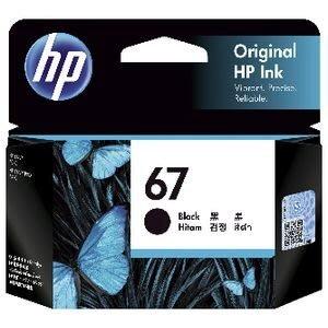 (墨水小舖)HP 67 NO67黑色墨水匣(3YM56AA)HP Envy Pro 6020 AiO/ 6420 AiO