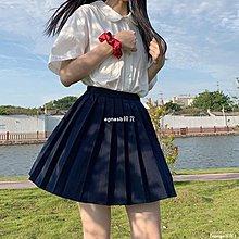 ✿Lu girl 自制日系娃娃領短袖襯衫甜美軟妹少女學生工裝口袋可愛風白色JK襯衣JU19