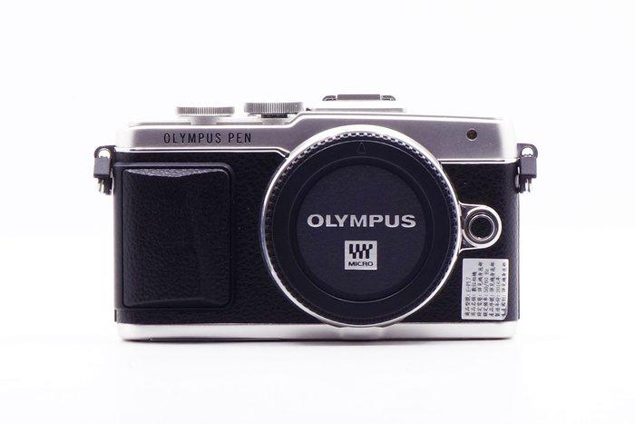 【台中青蘋果】Olympus E-PL7 黑 單機身 二手 M4/3系統 單眼相機  #23644