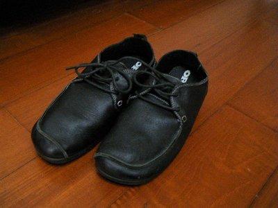 ORIS 黑色真皮休閒鞋 / 平底鞋 [ size : 39 ]