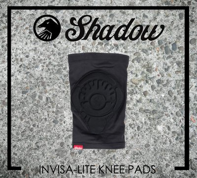 [Spun Shop] The Shadow Conspiracy Invisa-Lite Knee Pads 護膝